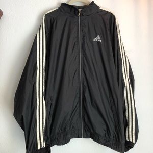 Adidas Windbreaker Rain Jacket